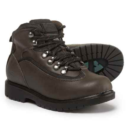 Deer Stags Buster Boots - Waterproof, Insulated (For Boys) in Dark Brown - Closeouts