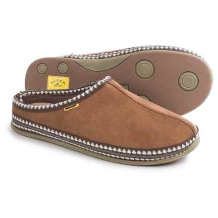 Deer Stags Explorer Slippers (For Men) in Chestnut - Closeouts