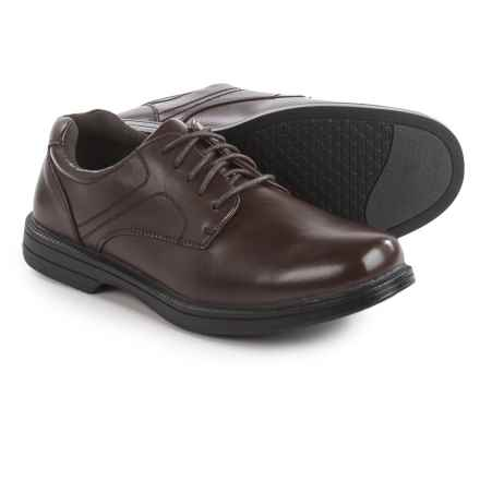 Deer Stags Nu Times Oxford Shoes - Waterproof (For Men) in Brown - Closeouts