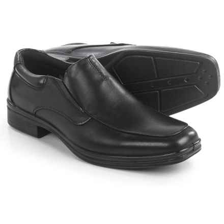 Deer Stags Reason Loafers - Vegan Leather (For Men) in Black Vega - Closeouts