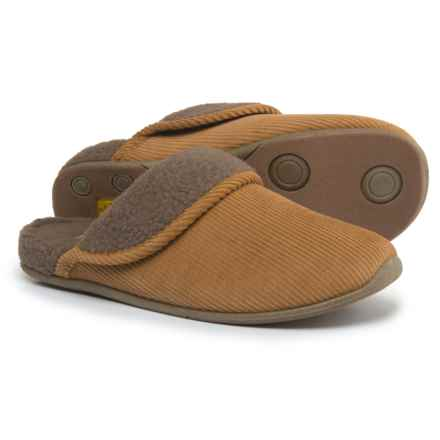 Deer Stags Wall Slippers (For Men) in Tan - Closeouts