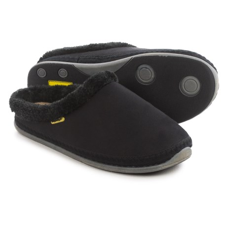 Deer Stags Whenever Slippers (For Women) in Black