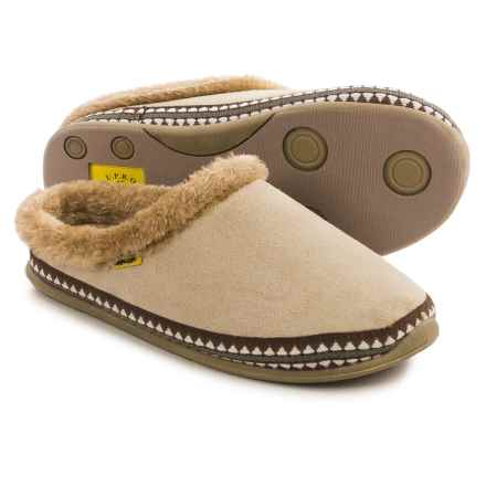 Deer Stags Whenever Slippers (For Women) in Sand - Closeouts