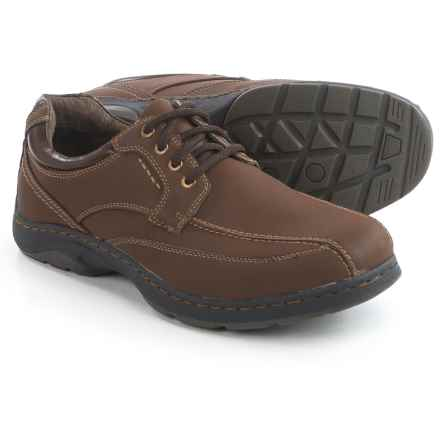 Deer Stags Wilton Oxford Shoes - Leather (For Men) in Tan - Closeouts