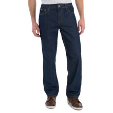 Degrees Jeans Relaxed Denim Jeans - Straight Leg (For Men) in Indigo - Closeouts