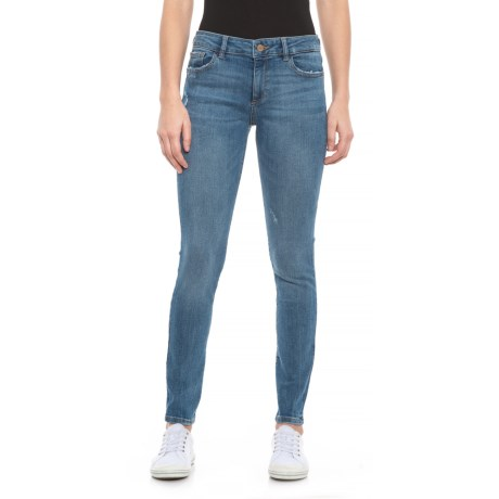 Image of Delano Florence Instasculpt Skinny Jeans - Mid Rise (For Women)