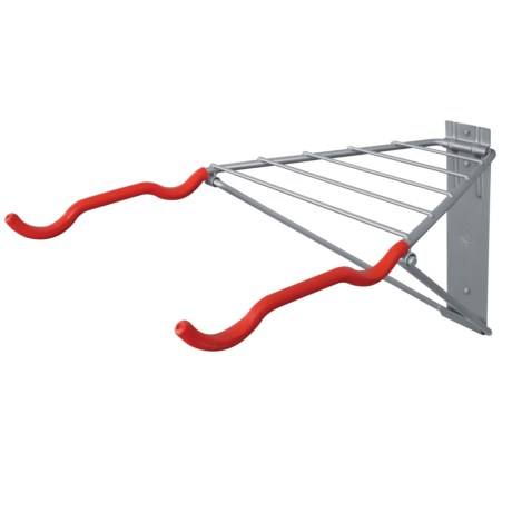 Delta Cycle Pablo Two-Bike Rack with Shelf