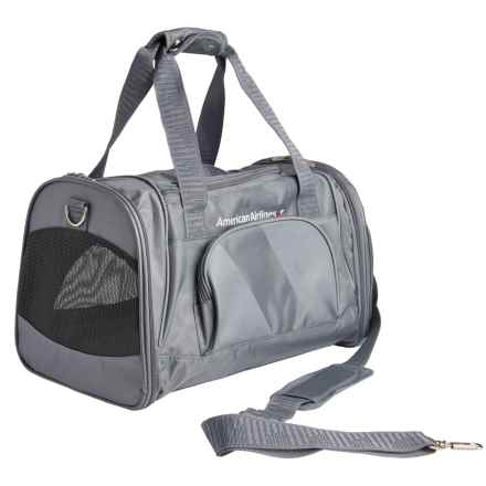 Deluxe Pet Carrier - Medium in Charcoal - Closeouts