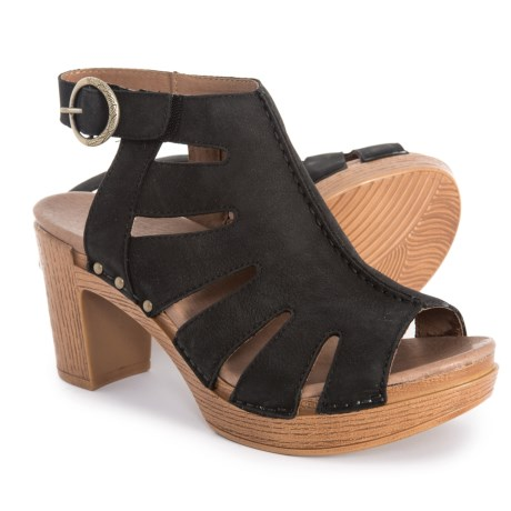 Image of Demetra Sandals - Nubuck (For Women)