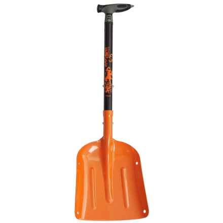 Demon United Escape Basic Shovel in Orange/Black - Closeouts