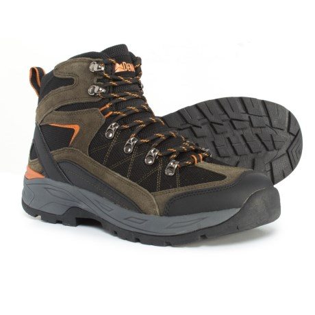 ea81b9a74791 Denali Climate Hiking Boots - Leather (For Men) in Black Orange