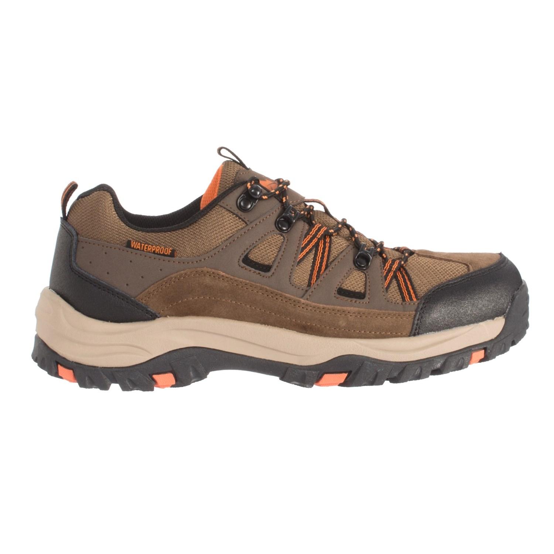 cafa8ca76f7 Denali Juniper Hiking Shoes - Waterproof, Suede (For Men)