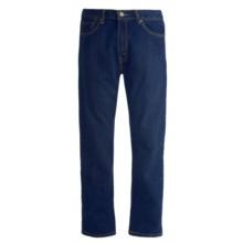 Denim Jeans - 5-Pocket (For Men) in Dark Denim - 2nds