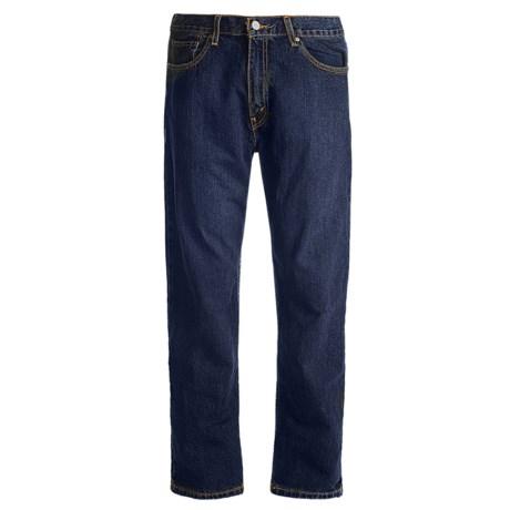 Denim Jeans - 5-Pocket (For Men) in Fade Out Blue