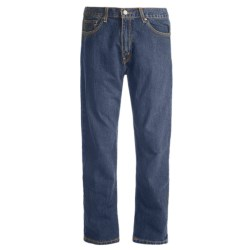 Denim Jeans - 5-Pocket (For Men) in Dark Denim