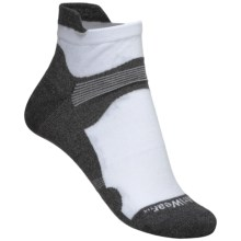 Denver Hayes Driwear X-Odor Socks - No Cushion (For Women) in White/Heather Grey - Closeouts
