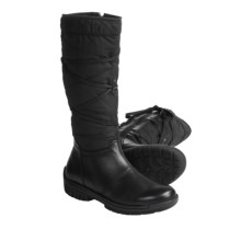 Denver Hayes Realta Boots- Leather (For Women) in Black - Closeouts