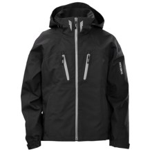 Descente Adventure Ski Jacket - Waterproof (For Men) in Black - Closeouts