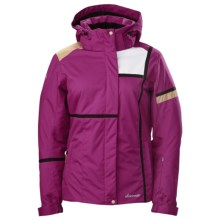 Descente Alexis Ski Jacket - Insulated (For Women) in Rose Purple - Closeouts