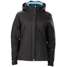 Descente Brooklyn Ski Jacket - Insulated (For Women) in Black - Closeouts