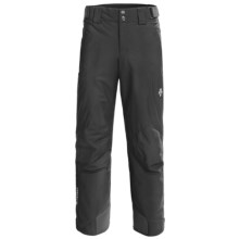 Descente Comoro Snow Pants - Insulated (For Men) in Black - Closeouts