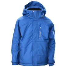 Descente Cruiser Junior Ski Jacket - Insulated (For Boys) in Cobalt Blue - Closeouts