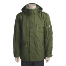 Descente DNA Cork 7 Jacket - Heatflex 40 Insulation (For Men) in Olive - Closeouts