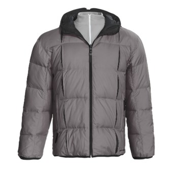 Descente DNA Doc Down Jacket - Reversible (For Men) in Dimgrey/Black