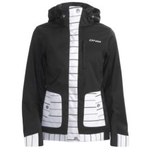 Descente DNA Hanna Ski Jacket - Insulated (For Women) in Black - Closeouts