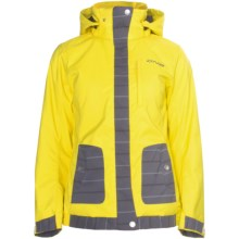 Descente DNA Hanna Ski Jacket - Insulated (For Women) in Primrose - Closeouts