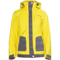 Descente DNA Hanna Ski Jacket - Insulated (For Women) in Black