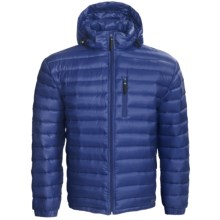 Descente DNA Hardway Down Jacket - Recycled Materials (For Men) in Royal Blue - Closeouts