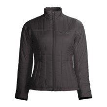 Descente DNA Link Jacket - Insulated (For Women) in Black - Closeouts