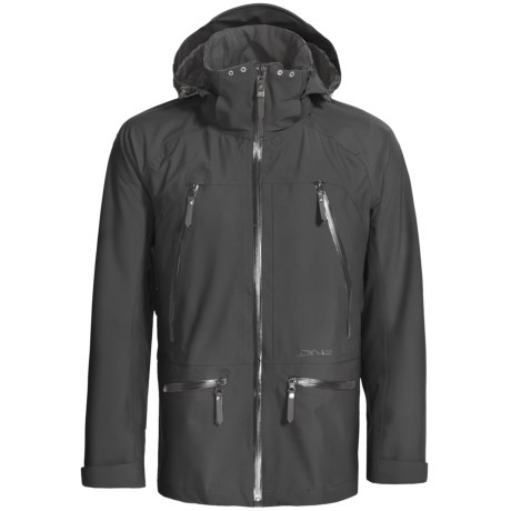Descente DNA Moe Ski Jacket - Waterproof (For Men) in Black