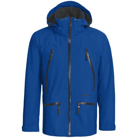 Descente DNA Moe Ski Jacket - Waterproof (For Men) in Royal