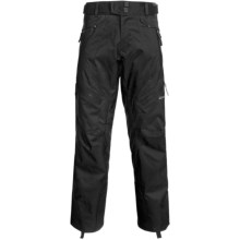 Descente DNA Munchier Ski Pants - Insulated (For Men) in Black - Closeouts