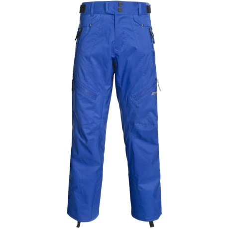Descente DNA Munchier Ski Pants - Insulated (For Men) in Royal