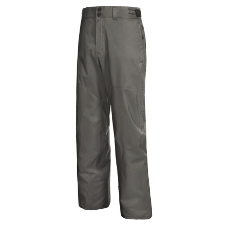 Descente DNA Munchier Snow Pants - Insulated (For Men) in Dimgrey