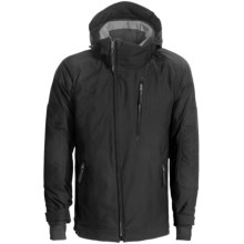 Descente DNA Ryker Ski Jacket - Waterproof, Insulated (For Men) in Black - Closeouts