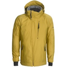 Descente DNA Ryker Ski Jacket - Waterproof, Insulated (For Men) in Mustard - Closeouts