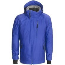 Descente DNA Ryker Ski Jacket - Waterproof, Insulated (For Men) in Royal - Closeouts