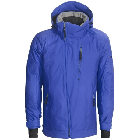 Descente DNA Ryker Ski Jacket - Waterproof, Insulated (For Men) in Royal