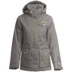 Descente DNA Sophie Ski Jacket - Insulated (For Women) in Dimgrey