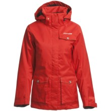 Descente DNA Sophie Ski Jacket - Insulated (For Women) in Ruby - Closeouts
