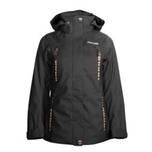 Descente DNA Tera Jacket - Insulated (For Women) in Black - Closeouts