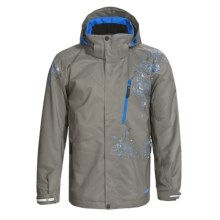 Descente DNA Vector Jacket (For Men) in Dimgrey - Closeouts