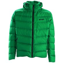 Descente Element Down Jacket - 650 Fill Power (For Men) in 43 Green - Closeouts