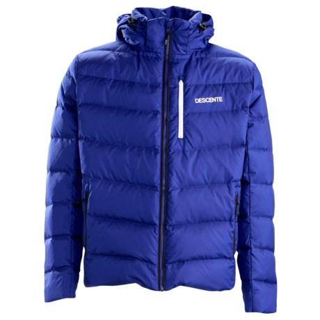 Descente Element Down Jacket - 650 Fill Power (For Men) in 61 Midnight Blue