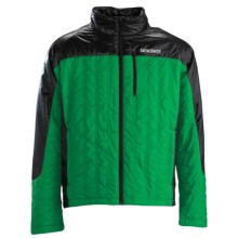 Descente Element Thinsulate® Jacket - Insulated (For Men) in 4393 Green/Black - Closeouts