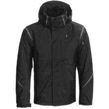 Descente Glade Ski Jacket - Insulated (For Men) in Black - Closeouts